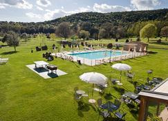 Hotel Casolare Le Terre Rosse - San Gimignano - Uima-allas