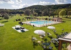 Hotel Casolare Le Terre Rosse - San Gimignano - Piscina