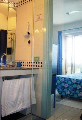 Bed and Breakfast Villa Schiticchiu - Таормина - Ванная