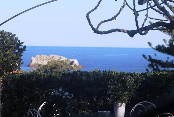 Bed and Breakfast Villa Schiticchiu - Taormina - Parveke
