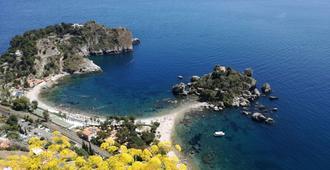 Bed & Breakfast Villa Schiticchiu - Taormina - Beach