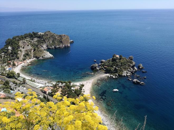 Bed and Breakfast Villa Schiticchiu - Taormina - Ranta
