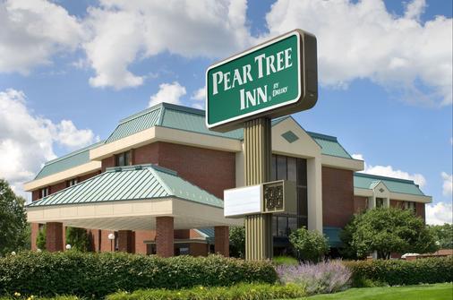西北印第安納波利斯德魯里酒店 - 印第安那波里 - 印第安納波利斯 - 建築