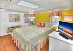 Tropical Manor on the Ocean - Daytona Beach Shores - Bedroom