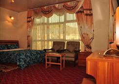 科巴旅館 - 阿迪斯阿貝巴 - 臥室