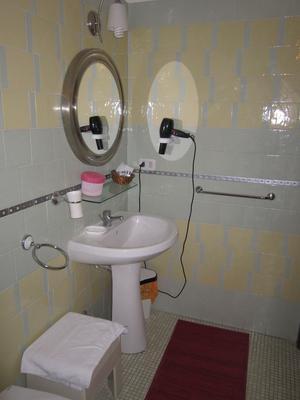 美美德加飯店 - 那不勒斯 - 浴室