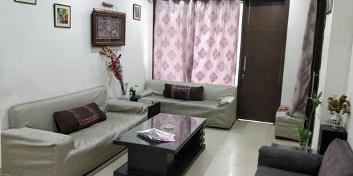 Perfect Residency - New Delhi - Living room