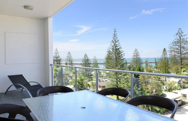 Macquarie Waters Boutique Apartment Hotel - Port Macquarie - Μπαλκόνι