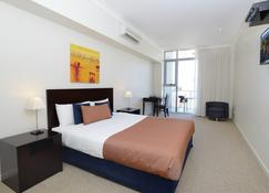 Macquarie Waters Boutique Apartment Hotel - Port Macquarie - Bedroom
