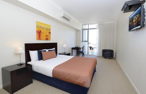Macquarie Waters Boutique Apartment Hotel - Port Macquarie - Makuuhuone