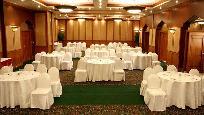 蘭花酒店 - 孟買 - 孟買 - 宴會廳