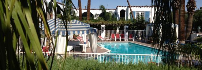 Mediterraneo Resort - Palm Springs - Pool