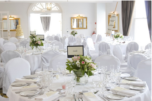 The Brighton Hotel - Brighton - Banquet hall