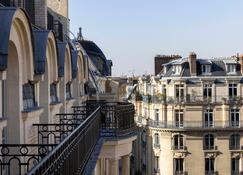 فندق فيكتوريا بالاس في باريس - باريس - مبنى