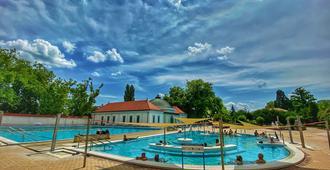 Imola Hotel Platán - Erlau - Pool