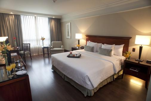 Regal Pacific Buenos Aires - Buenos Aires - Schlafzimmer