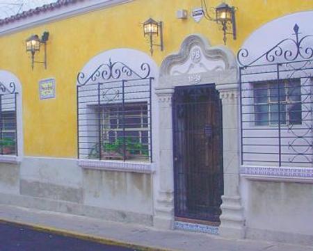 Posada Belen Museo Inn - Città del Guatemala - Edificio
