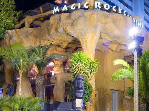 Magic Aqua Rock Gardens - Benidorm - Näkymät ulkona