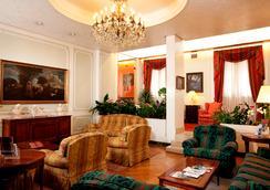 Hotel Victoria Roma - Rome - Lounge