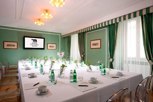 Hotel Victoria Roma - Rome - Phòng họp