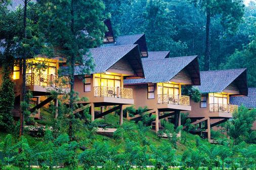Kofiland Resort - Thekkady - Rakennus