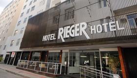 Hotel Rieger - บอลเนียริโอ คัมบอรี - อาคาร