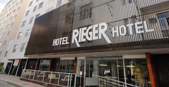 里格爾酒店 - 康泊琉海水浴場 - Balneário Camboriú - 建築