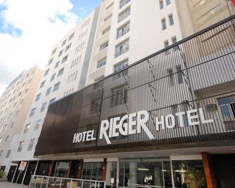 Hotel Rieger - Balneário Camboriú - Building
