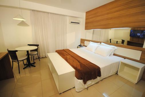 Hotel Rieger - Balneário Camboriú - Phòng ngủ