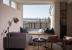 Allgäuer Terrassen Hotel - Isny im Allgäu - Lounge