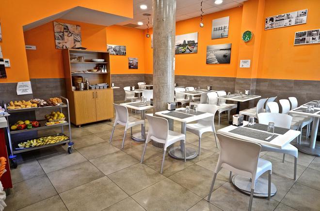 坎特拉斯港酒店 - 大加那利島拉斯帕爾瑪斯 - 拉斯帕爾馬斯 - 餐廳