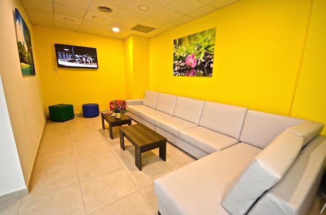 坎特拉斯港酒店 - 大加那利島拉斯帕爾瑪斯 - 拉斯帕爾馬斯 - 客廳