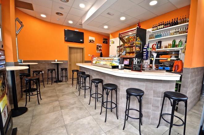坎特拉斯港酒店 - 大加那利島拉斯帕爾瑪斯 - 拉斯帕爾馬斯 - 酒吧