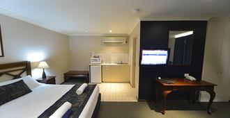 Wattle Grove Motel - פרת' - חדר שינה