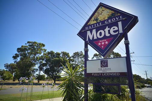 Wattle Grove Motel - Perth - Vista del exterior