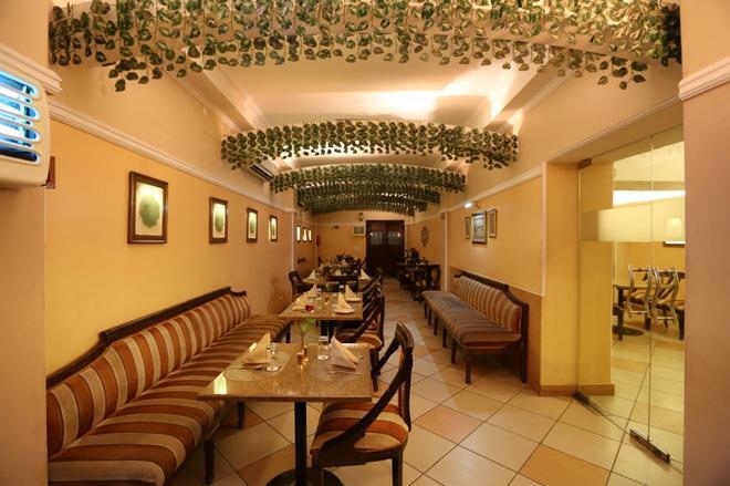 Airport Hotel - Nueva Delhi - Restaurante