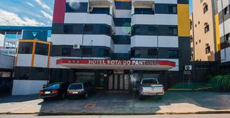 Hotel Rota do Pantanal - Presidente Prudente