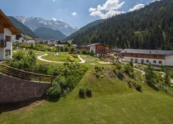 Garni La Majon - Selva di Val Gardena - Vista del exterior