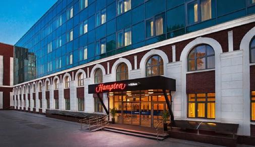 Hampton by Hilton Samara - Samara - Toà nhà