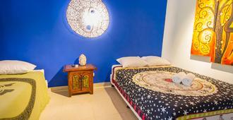 Buddha House Boutique Hostel - Jacó - Bedroom