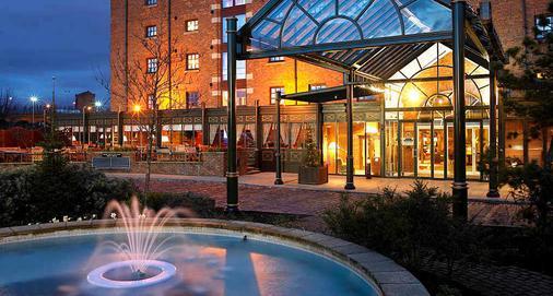 曼徹斯特維多利亞和艾爾伯特萬豪酒店 - 曼徹斯特 - 曼徹斯特 - 建築