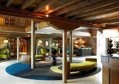 曼徹斯特維多利亞和艾爾伯特萬豪酒店 - 曼徹斯特 - 曼徹斯特 - 大廳