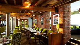 Manchester Marriott Victoria & Albert Hotel - מנצ'סטר - מסעדה