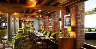 Manchester Marriott Victoria & Albert Hotel - Manchester - Restaurant