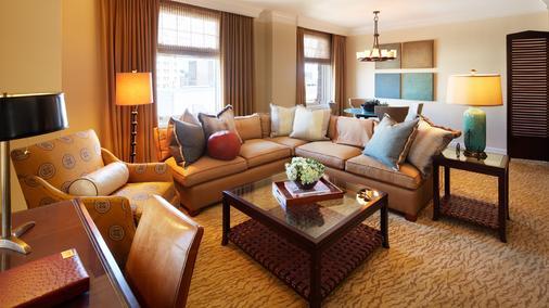 亨廷頓飯店 - 舊金山 - 客廳
