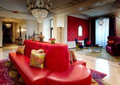 Huntington Hotel - Σαν Φρανσίσκο - Σαλόνι ξενοδοχείου