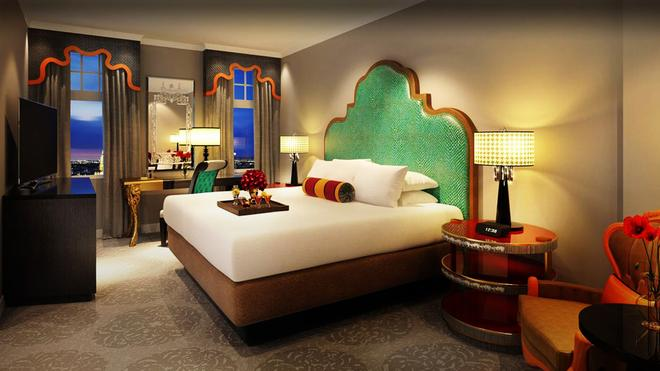 Huntington Hotel - Сан-Франциско - Спальня