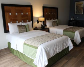 Sawari Hotel - San Carlos - Schlafzimmer