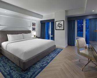 Pantages Hotel Downtown Toronto - Toronto - Slaapkamer