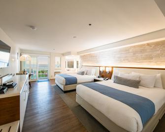 SeaCrest OceanFront Hotel - Pismo Beach - Soveværelse